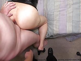 4foot 9inch Tall Anal Mexican Bbw Milf
