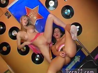 Hot Lesbians Huge Tits Strap On Sexy Youthful Lesbians
