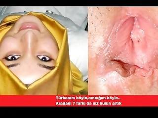 Turkish Turbanli Sakso Yapiyor