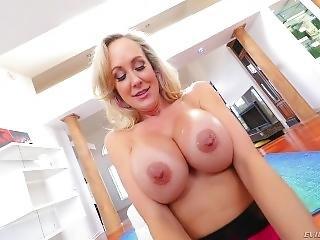 Brandi Love Nice Tit Fuck