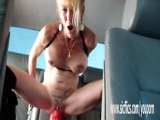 amateur, consolador, extremo, fetiche, sexando, inserción, masturbación, madura, milf, sexo, solo