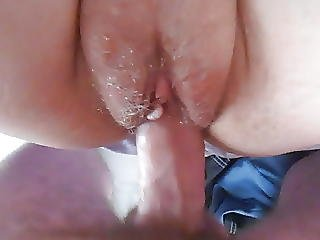 amateur, cream, creampie, Reife
