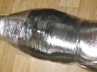 Korean Guy Self Mummification