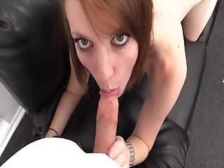 Redhead Amateur Bella Backroom Anal Brcc