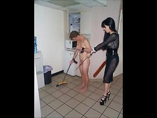 Housework - For Men - Audio Brainwashing With Pictures - Femdom