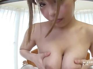 Uncensored Titfuck And She Jerks You Off On Her Big Tits [heyzo-0990]