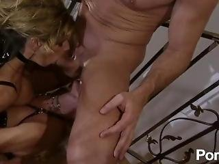 gross titte, blondine, harter porno, milf, dreier