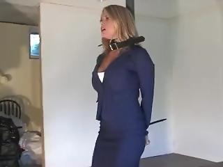 Peeing Herself