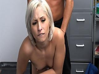 Goldie Glock Moans As She Gets Her Tight Ass Pounded