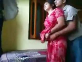 Neighbour Aunty Desi Sex