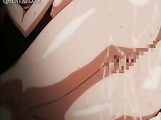 Hentai Waitress Gets Pussy Smashed At Work