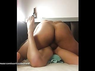 Amateur Dripping Creampie Quickie