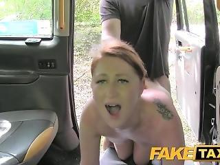 Faketaxi She Pays Off Her Debt Balls Deep