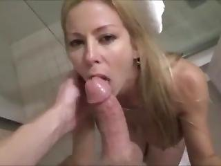 Mom Son Breakfast Fuck