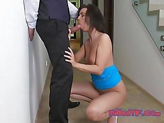Mature Vixen Vicky Love Enjoys Ceos Big Cock