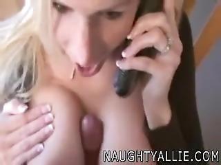 Tit-fuck- On- Phone-short