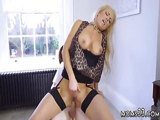 Anal Punishment And Mom Orgy Having Her Way With A Rookie