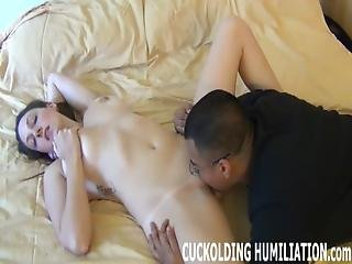 I Have To Get Cock On The Side Since You Can T Make Me Cum