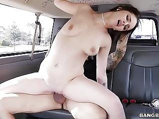 Kacey Quinn Gets Banged On The Bangbus