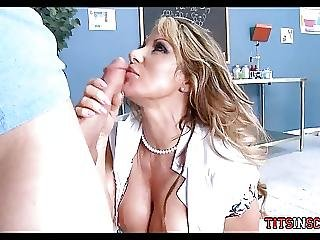 Science Teacher Milf Gets The Teen Cock She Wants