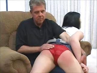 Andy San Dimas Spanked By Daddy