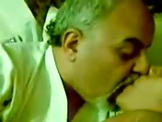Arab Old Man Sex Wife In Bed Room