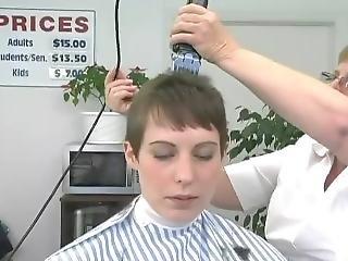 Sexy Short Haircut