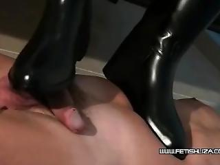 csizma fétis pornó forró fiúk nagy faszt