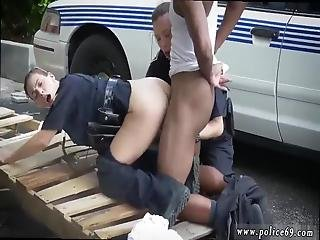 I Will Catch Any Perp With A Massive Dark-hued Dick, And Blow It