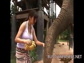 Busty Japanese Erina Yamaguchi