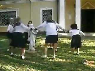 항문의, 아랍의, 바보, 큰 엉덩이, 형사, 학교