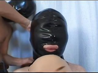 bondage, fetish, mask, leksaker