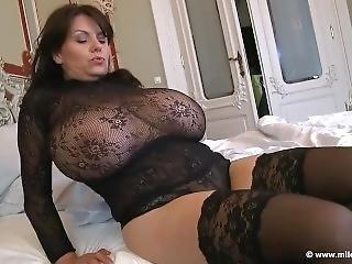 Velký MILF zadek porno