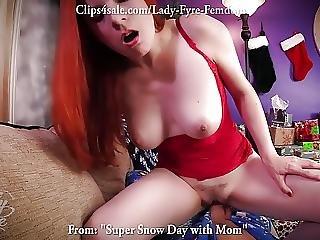 Mommys Merry Xmas Lady Fyre Pov