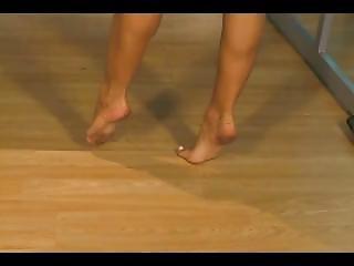 @m@nd@ R3nd@ll Feet And Calves