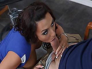 Rachel Starr Swallows Preston Parkers Lonely Cock