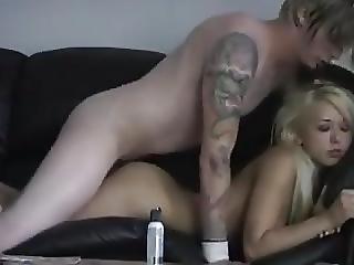 Blonde Amateur Gf Share Anal Teen Slut Hard Assfuck