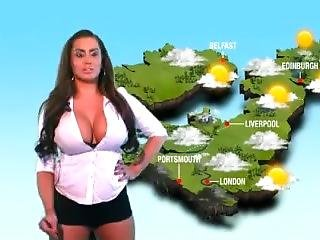Uk Weather Girl Babestation