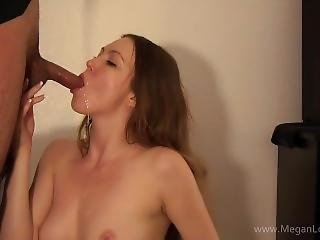 Megan Blowjob