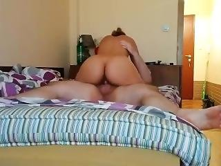 Blonde Gets Fucked By Her Boyfriend