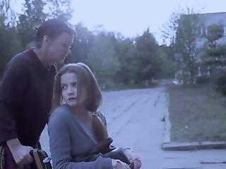 Wheelchair Girl Gets Help Movie