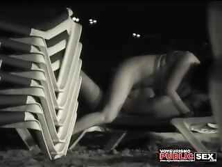 Clip #230 _ Voyeurismo Public Sex