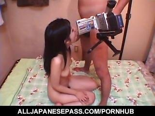 Sexy Vixen Kayo Loves Playing With Huge Sex Toys Till She Gets An Orgasm