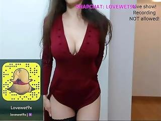 Amatør, Krem, Creampie, Sex, Erting, Tenåring, Webcam