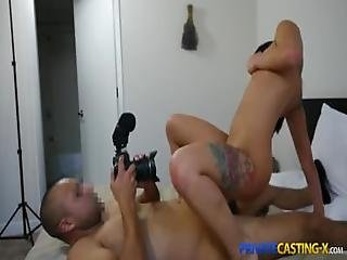 Trying Out Hot Brazilian Pussy