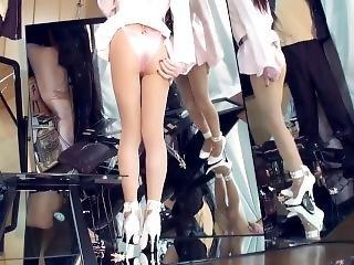 Erotic Dance Kigurumi Microskirt
