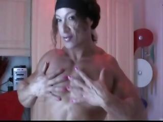 Cg Fbb Huge Muscles