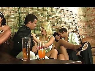 Děvka, Skupinový Sex, Sex, Swingers, Manželka, Mladé