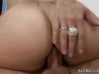 Pierced Pussy Getting Fucked
