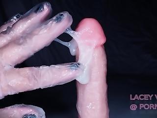 amatorski, fetysz, stymulacja wacka dłonią, punkt widzenia, solo, zabawki